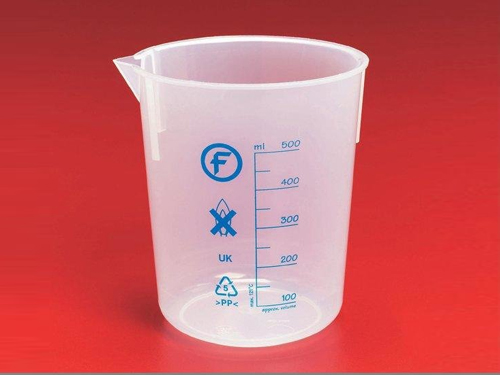 Fisherbrand™ Low-Form Polypropylene Beakers Thumbnail