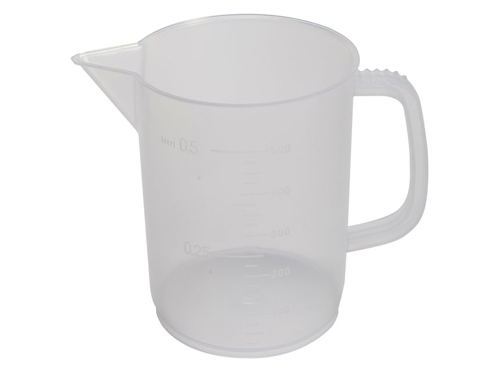 Low-Form Polypropylene Beakers with Handle Thumbnail