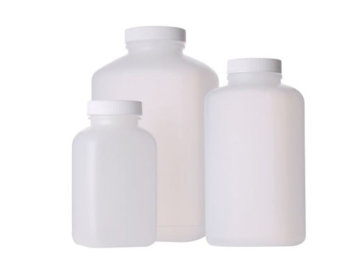 HDPE Oblong Bottles with Polypropylene Caps Thumbnail