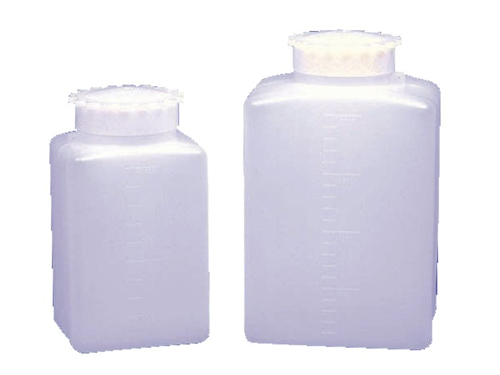 Fisherbrand™ Graduated HDPE Rectangular Bottles Thumbnail